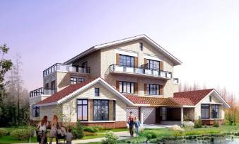 轻钢别墅将是未来住宅行业的一匹黑马
