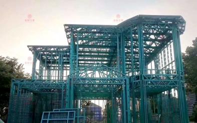 贵州轻钢别墅公司