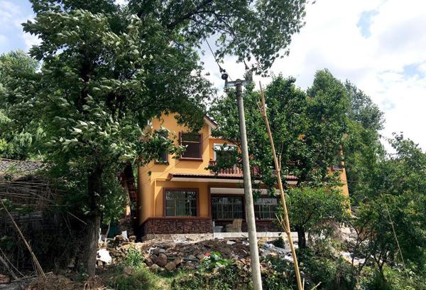 贵州遵义农村两层轻钢别墅承建案例