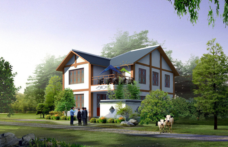轻钢别墅相比传统砖混房子的优势是什么