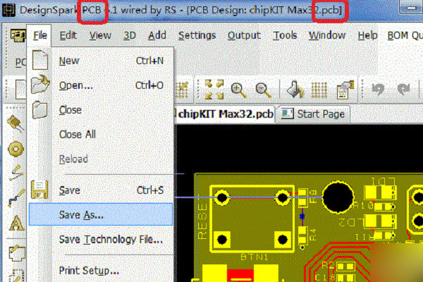 PADS和Protel如何打开PCB文件