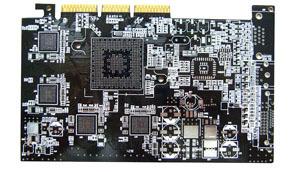 六层喷锡PCB板