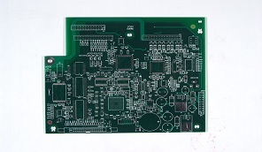 四层喷锡PCB板