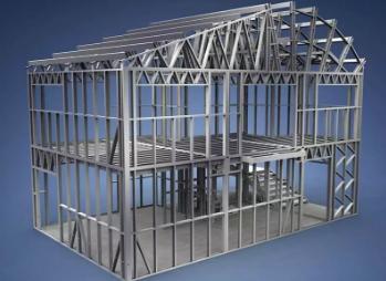 重点:如何选择轻钢别墅的建筑材料?