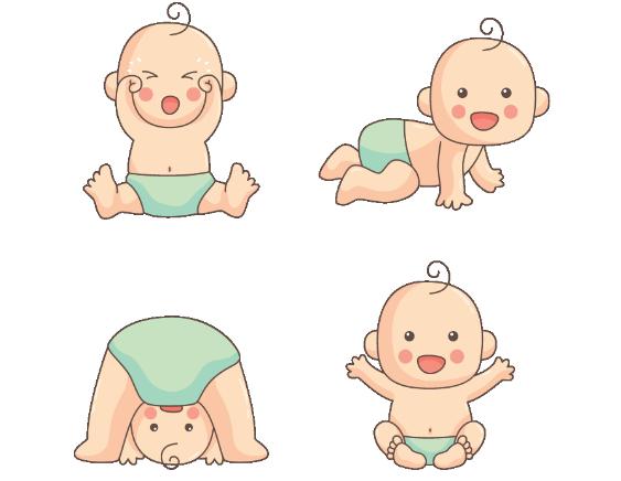 解析新生儿换尿布时需要注意的事项