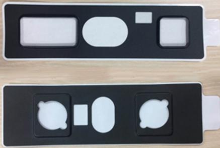 动力电池顶盖贴片在成品电池中的应用