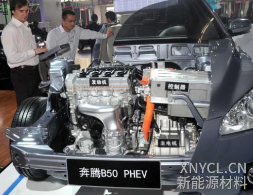 新能源汽车旧电池2