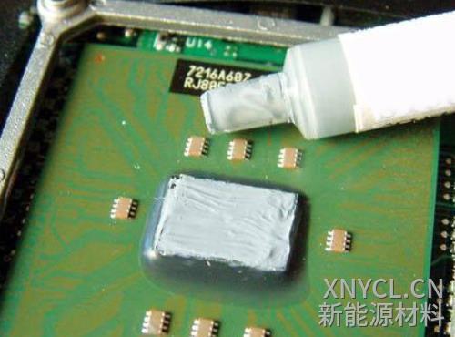 导热垫片和导热硅脂