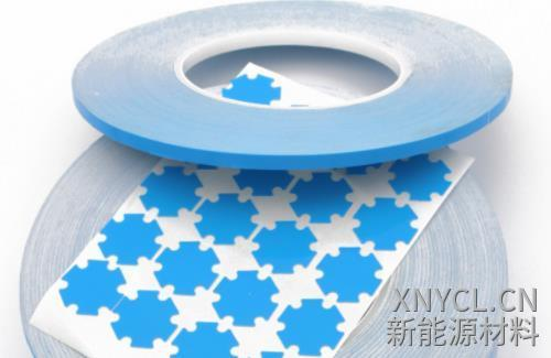 一种小型导热相变材料成品贴纸