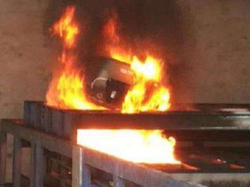 石墨烯涂层防火材料对锂电池的帮助