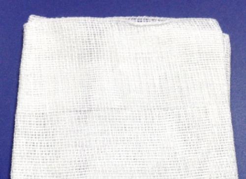 一款基于石墨烯的石墨烯抗菌医用纱布块