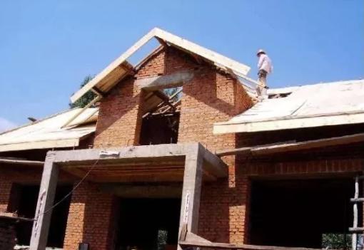 农村自建房现状