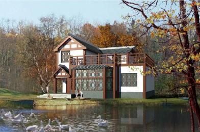 轻钢别墅是如何防火防水的