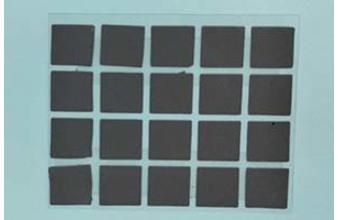 手机主板导热硅胶片辅料贴装类型