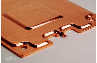 VC均温板贴背胶辅料类型