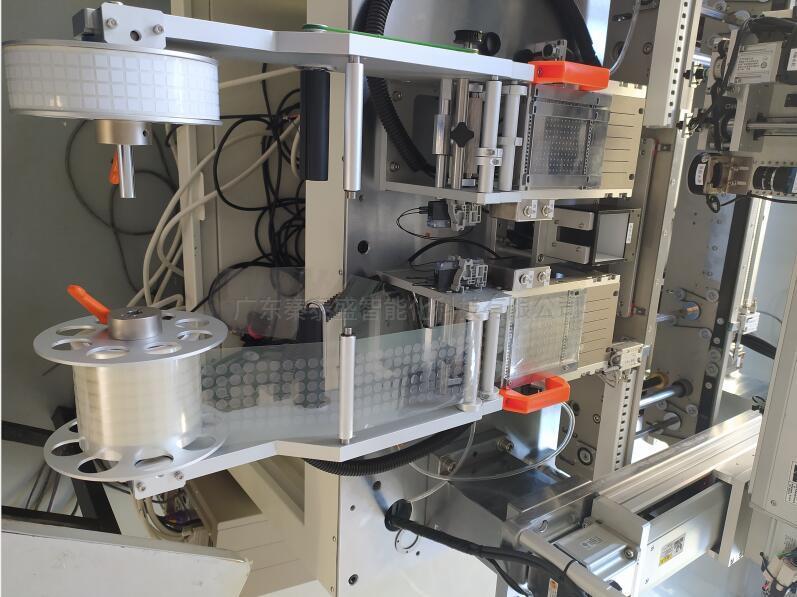 异形背胶辅料用于声学行业产品