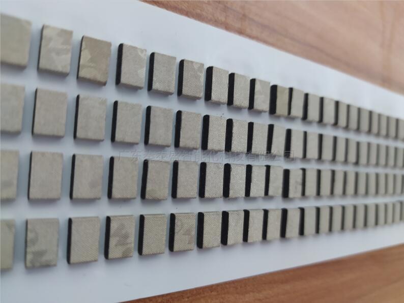 导电泡棉辅料用于手机中框贴合