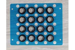 导热硅胶垫圈辅料贴合类型