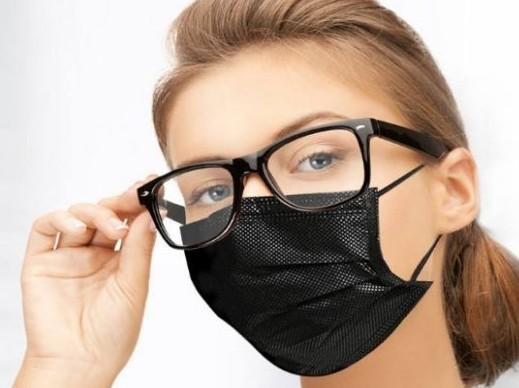 2黑色一次性口罩安全吗?黑色口罩是医用外科口罩吗 ?