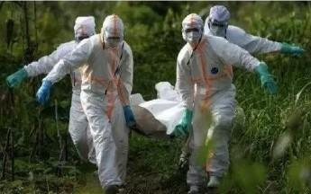 新一轮埃博拉病毒再次在刚果爆发!!已死亡4人!!!