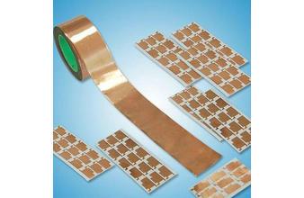精密贴标辅料类型——散热铜箔辅料