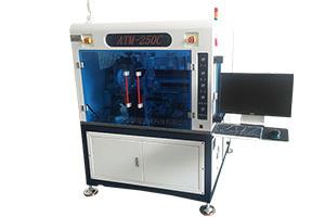 秦泰盛SMT全自动单面胶贴标机