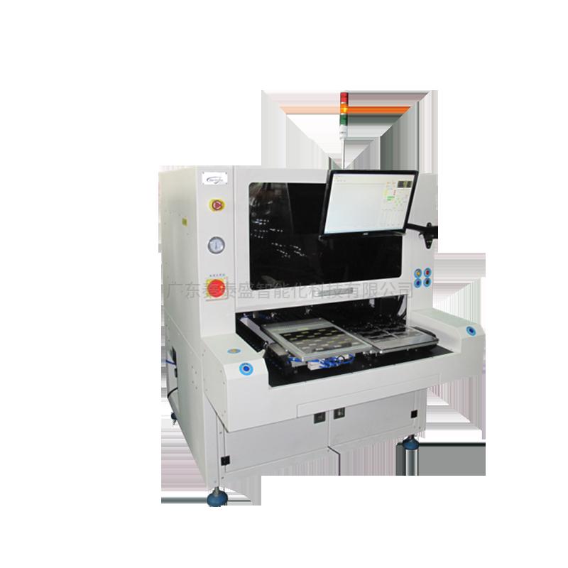 秦泰盛超大尺寸高精度全自动贴辅料机