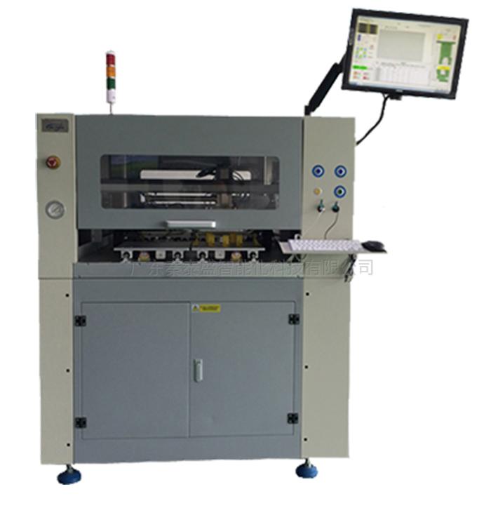 PCB电路板全自动贴钢片机