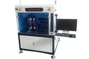 秦泰盛LED显示屏自动贴硅胶软垫机设备