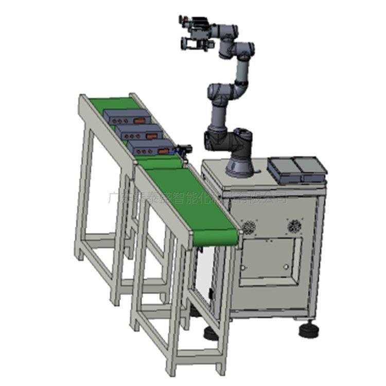 ccd锂电池极片视觉检测系统厂家