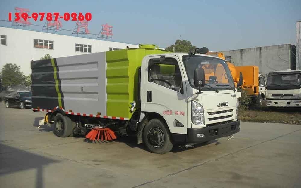 北京市政洗扫车