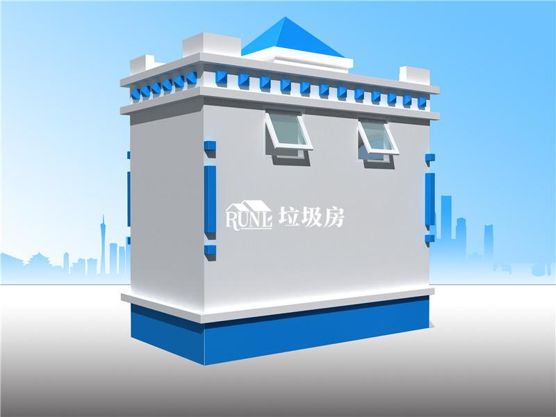 河北秦皇岛景区垃圾房厂家