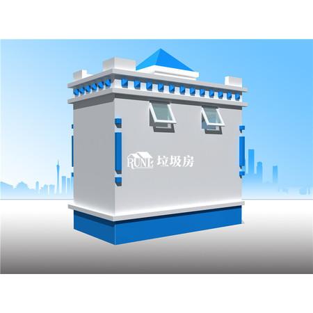河北秦皇岛景区垃圾房
