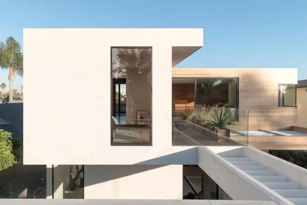 双层别墅奢华装修丨意大利威盾门窗丨
