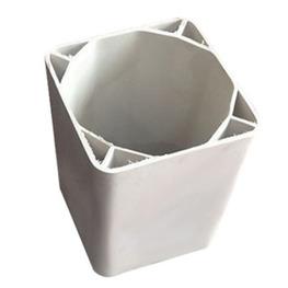 单孔PVC通信格栅管