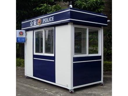 治安警用岗亭具有哪些发展优势主要特点