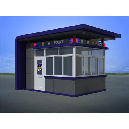 宜春高铁火车站公安治安执勤岗亭