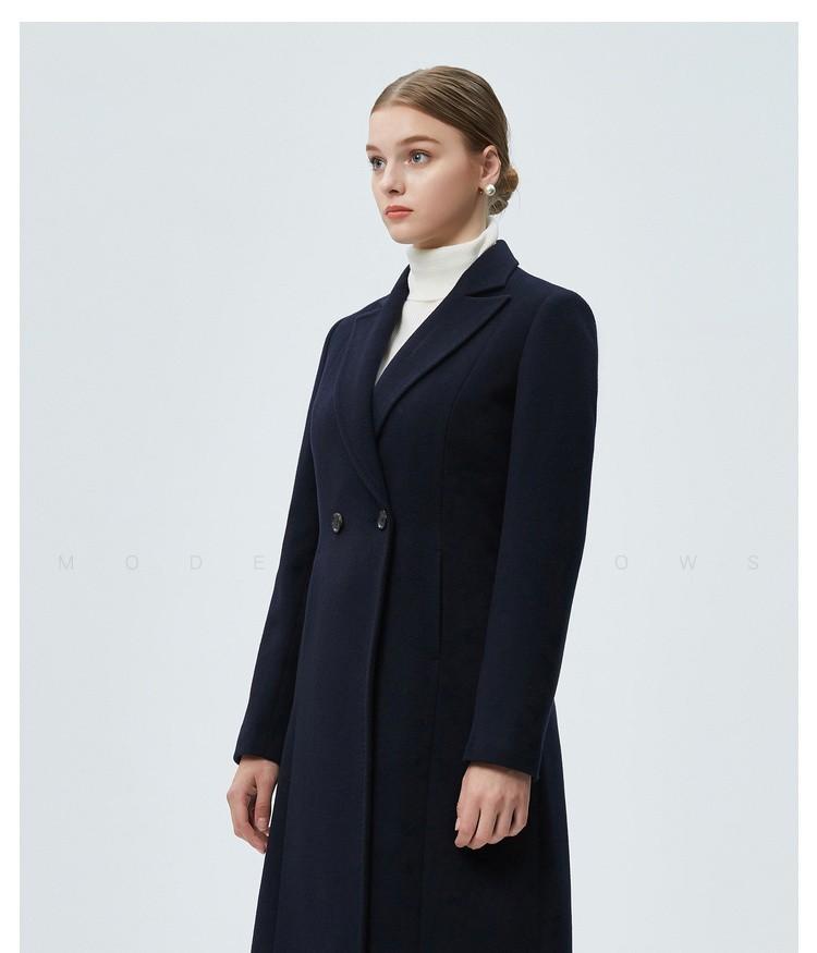 重庆女士羊毛大衣定做
