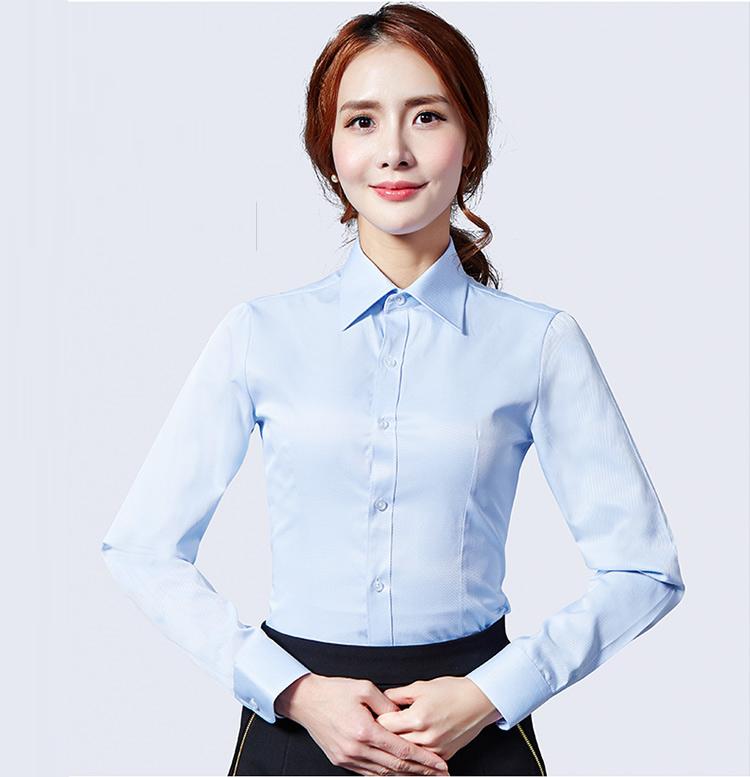 重慶女士商務襯衫定制