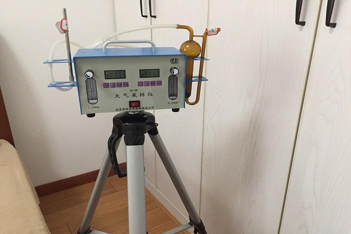 上饶甲醛检测标准