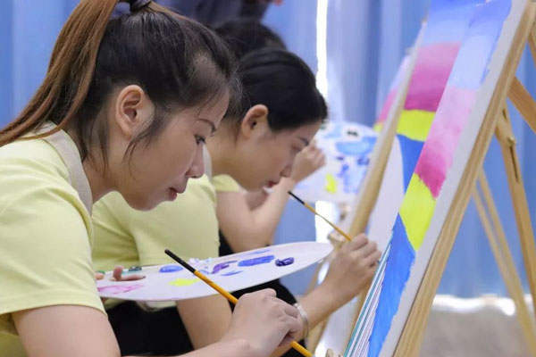 少儿艺术教育-立博乐更专业