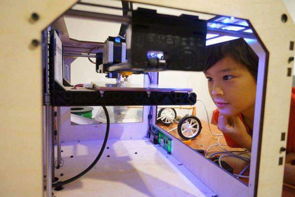 引入AI人工智能-培养孩子的探索能力