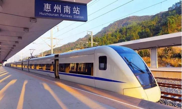 惠州南站高铁站