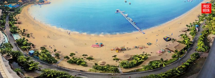 十里银滩沙滩