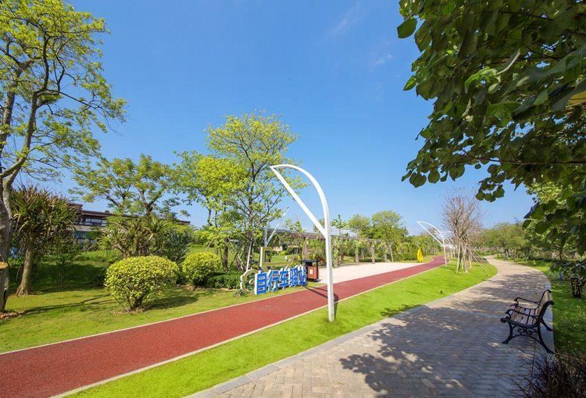 惠州碧桂园天樾湾小区实拍照片