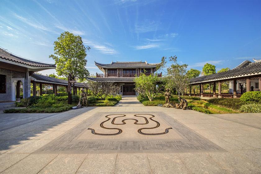 惠州大亚湾红树林公园展览馆实景图