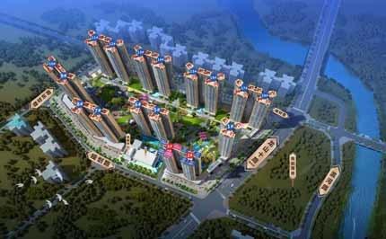 碧桂园城央印象