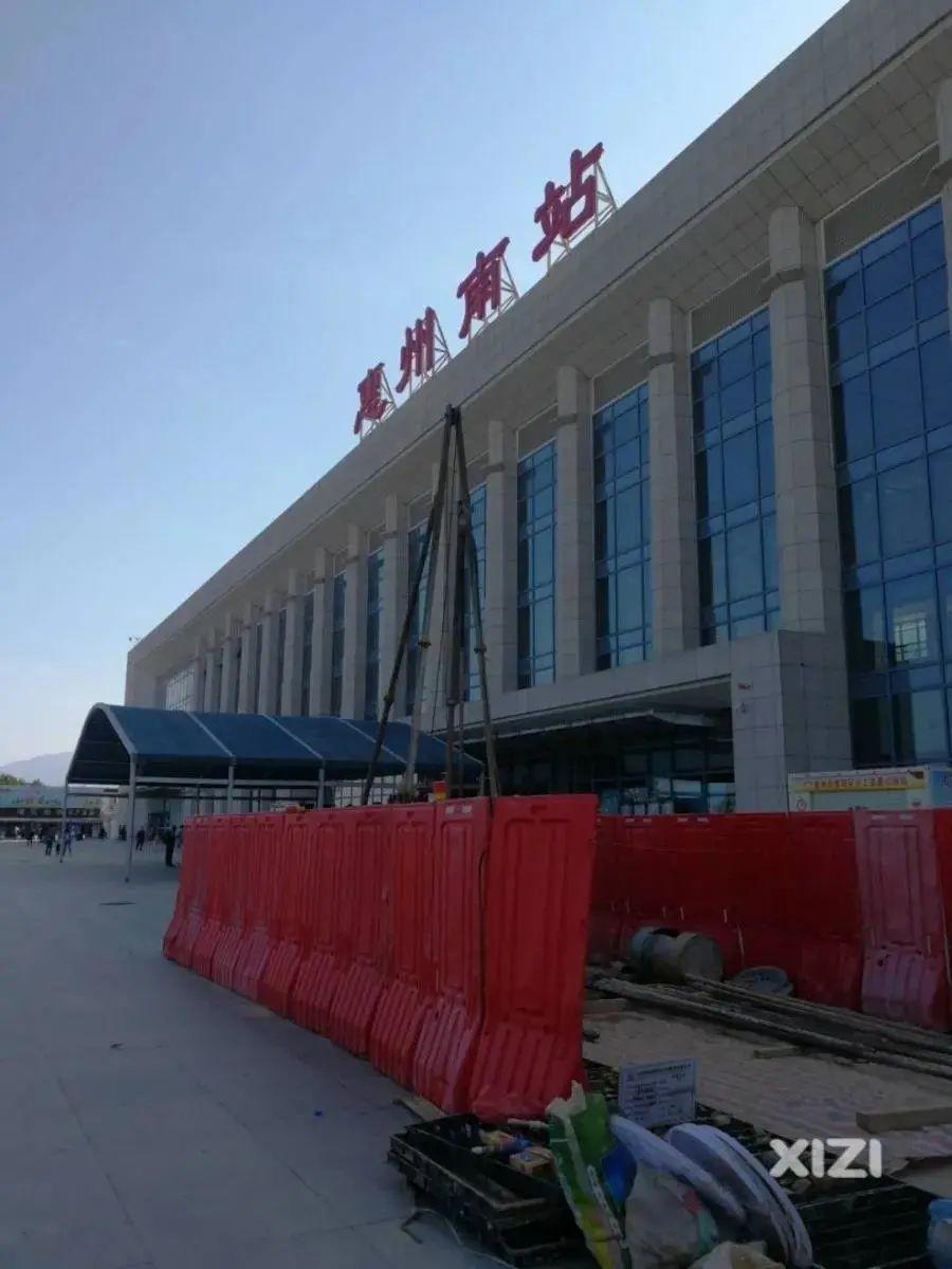 深汕高铁(规划中)已在惠州南站进行勘探