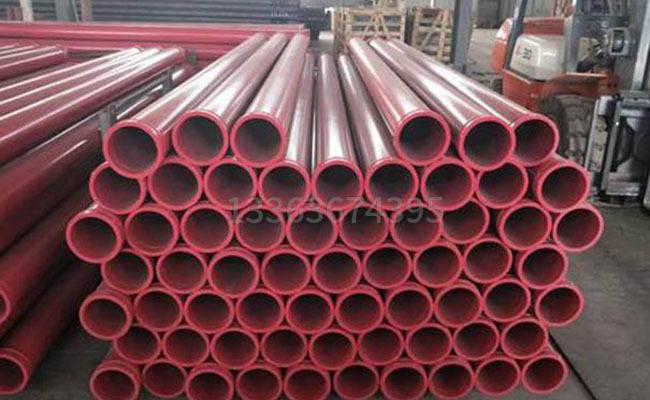 125混凝土泵管直径