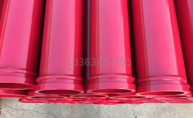 直缝泵管的图片